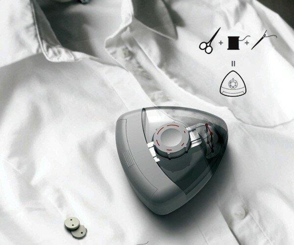 Button Stapler