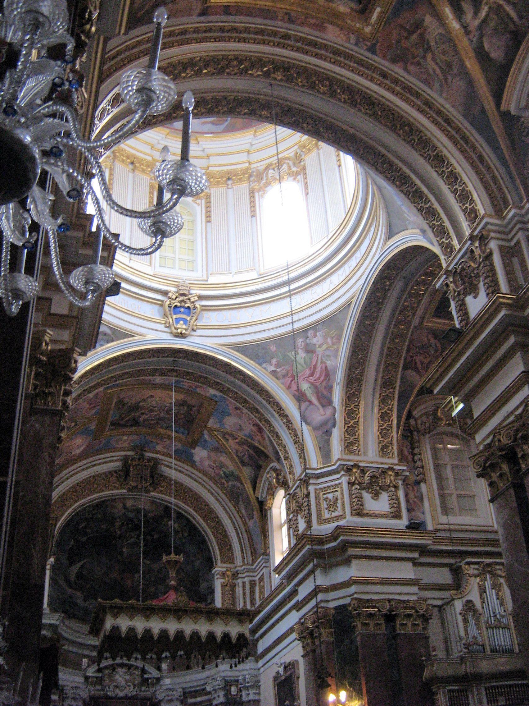 st pauls cathedral mdina - HD1704×2272