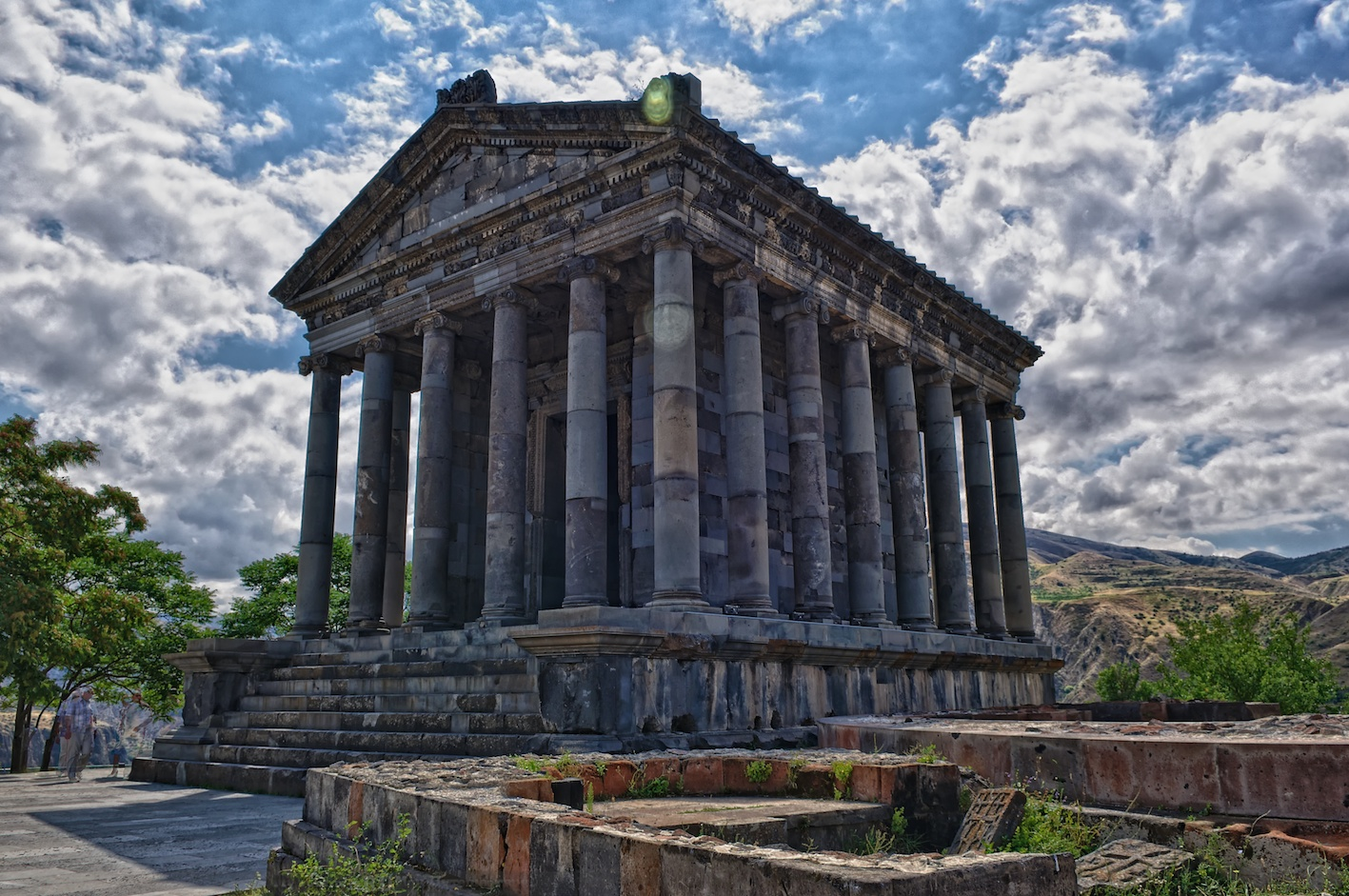 Garni, Geghart, Armenia