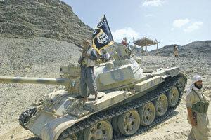 Сторонники «Новой Аль-Каиды» воюют по всему Ближнему Востоку. Фото Reuters