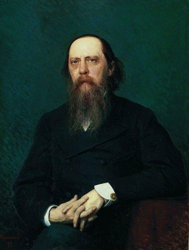 Портрет писателя Михаила Евграфовича Салтыкова (Н. Щедрина). 1879.jpg