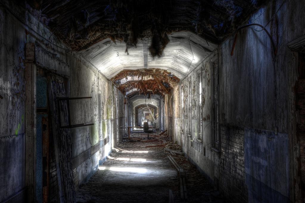 фото картинки с заброшенными местами любое произведение