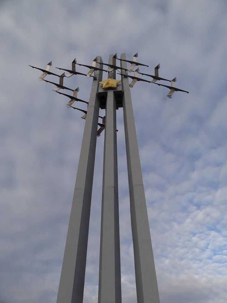 Монумент «Журавли»