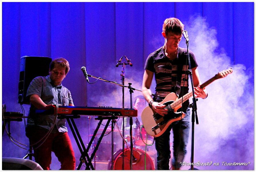Музыка ради жизни в Тольятти