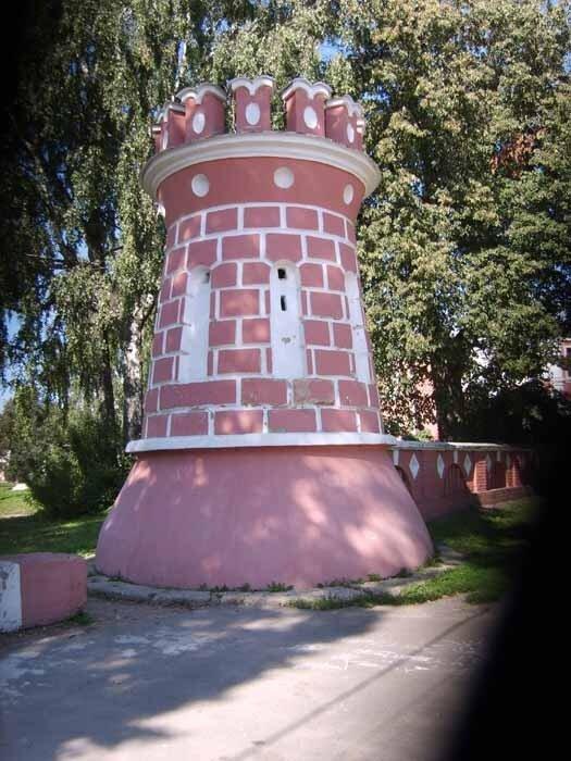 Ярополец, усадьба Гончаровых, церковь