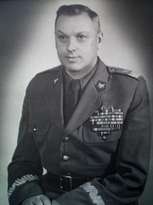 Константин Рокоссовский как Маршал Польши