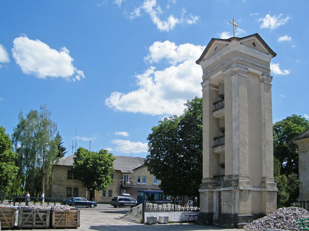 Червоноград, города Украины