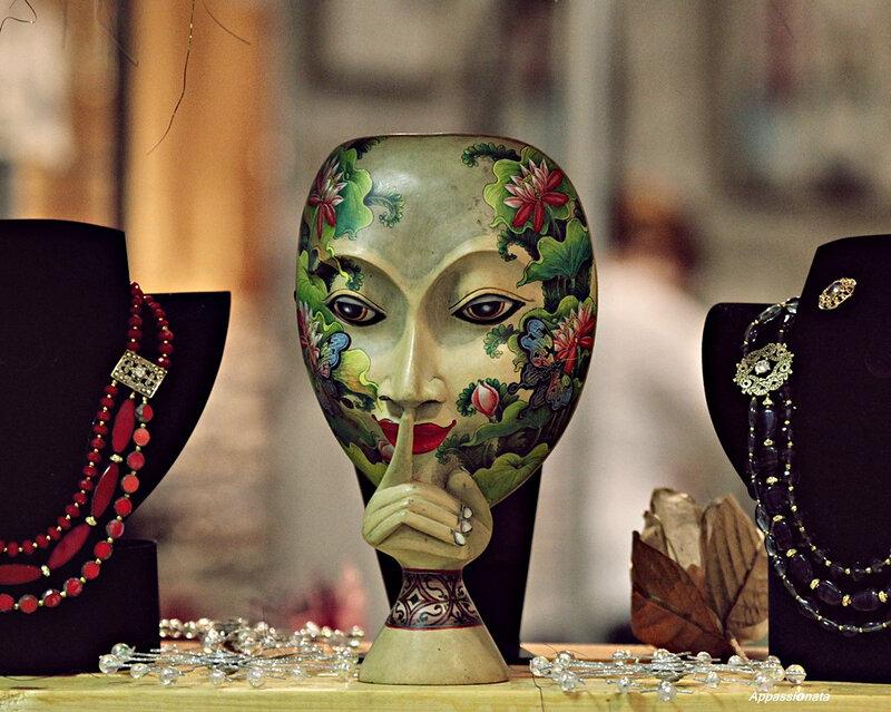 выставка «Бижутерия от винтажа до наших дней»