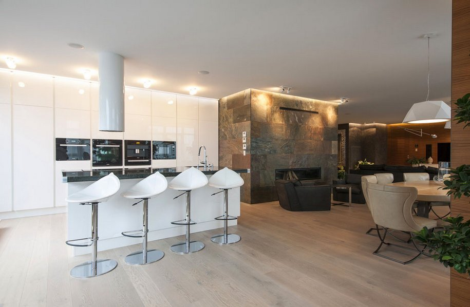 Апартаменты в Киеве от  Kupinskiy & Partners