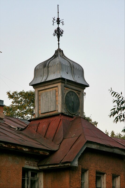 Дача великого князя Бориса Владимировича, Конюшенный корпус