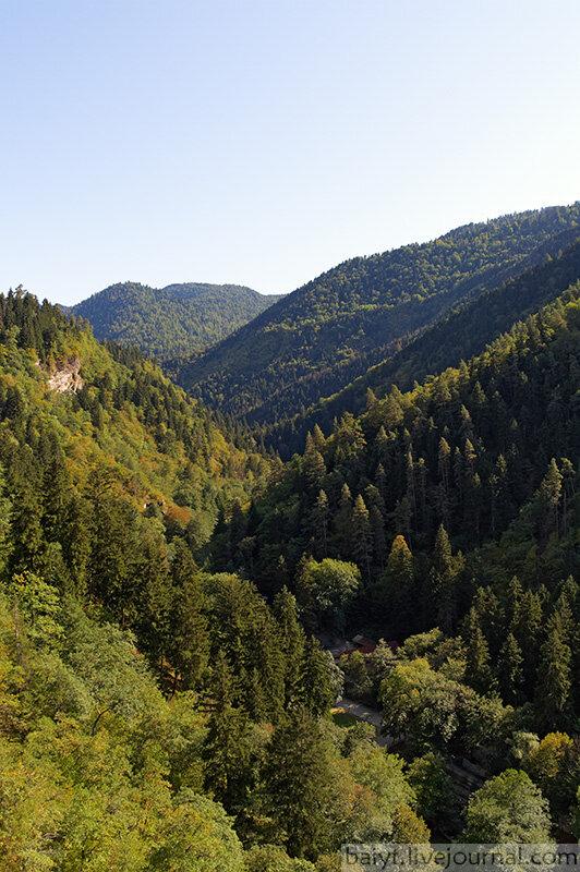 Боржомские горы