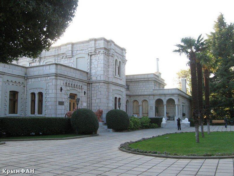 Юсуповский дворец предложили вернуть в собственность Крыма, КрымФАН