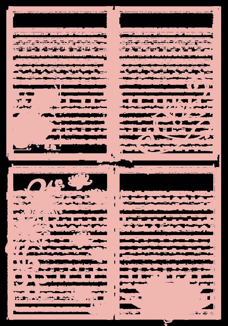 шаблон для блокнотов