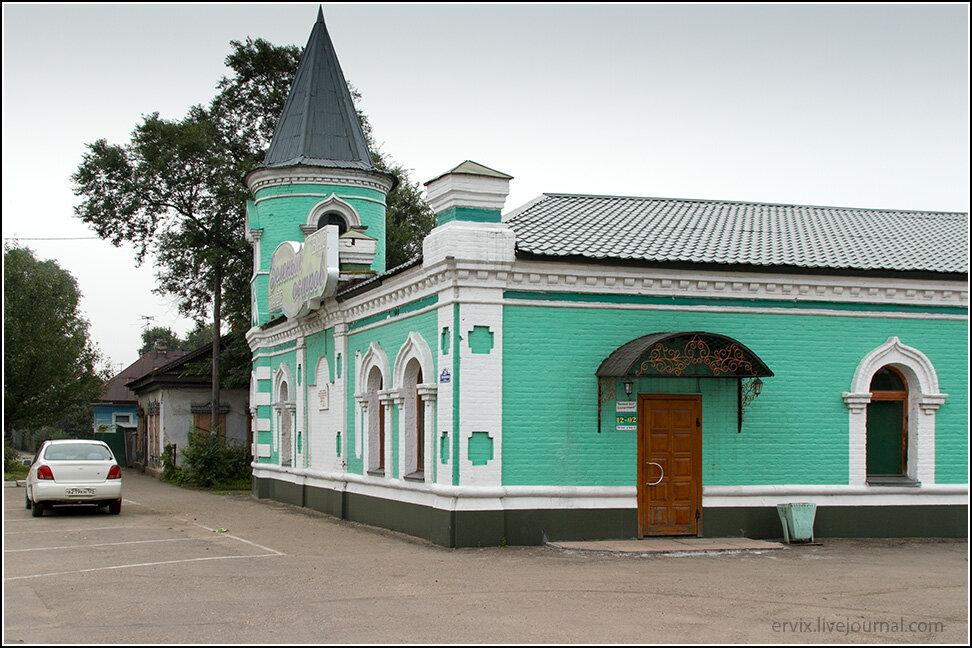 Один из старейших домов Уссурийска