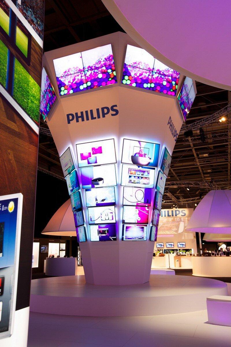 Телевизоры Philips с Ambilight