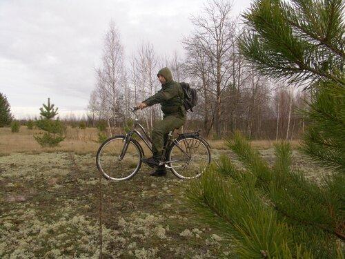 Осенний велоснайпинг 2012