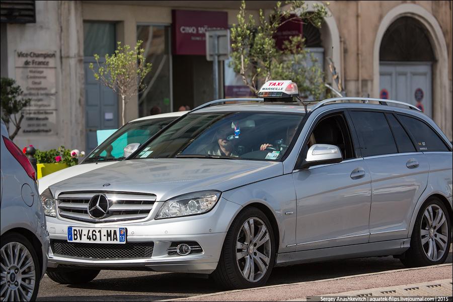 Такси Марселя