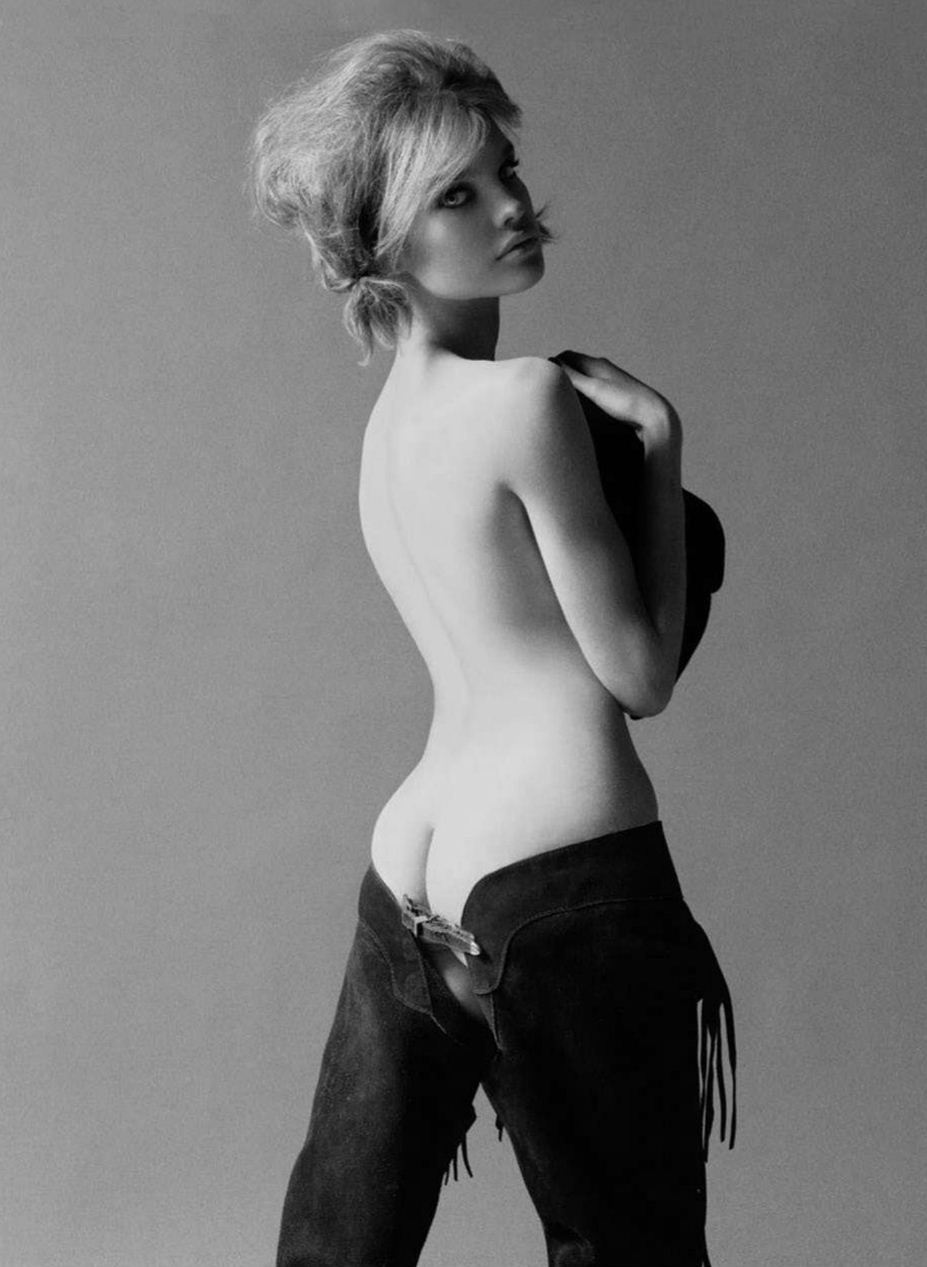 модель Natalia Vodianova / Наталья Водянова, фотограф Steven Meisel / Эротика в Vogue, Россия спецвыпуск ноябрь 2012