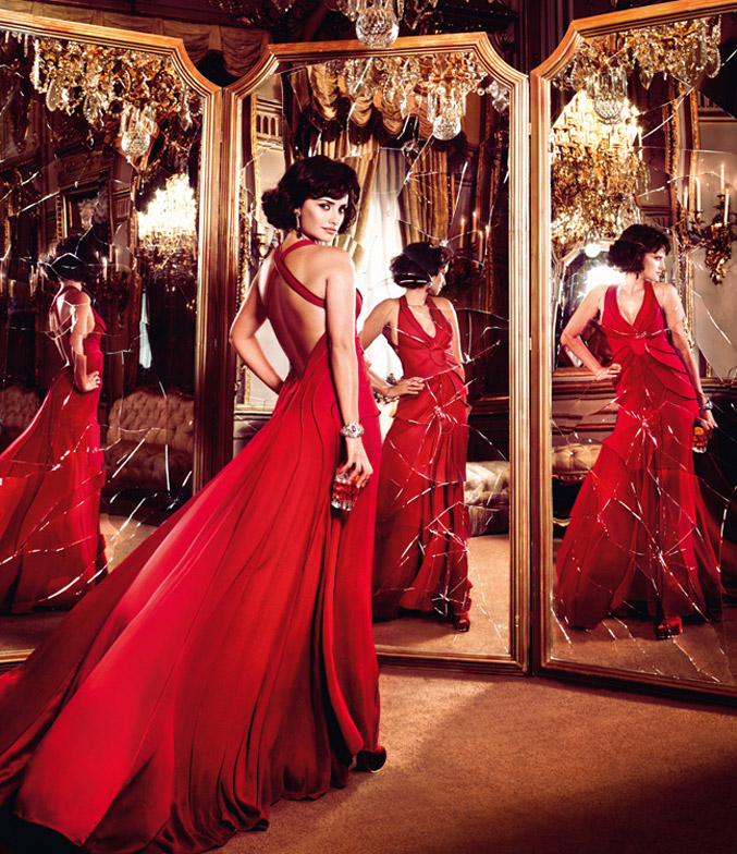 Penelope Cruz / Пенелопа Круз в календаре Campari на 2013 год -Долой суеверия-