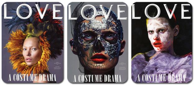 Fawnicate by Mert - Marcus in LOVE Magazine fall-winter 2012