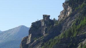 Женева и Альпы