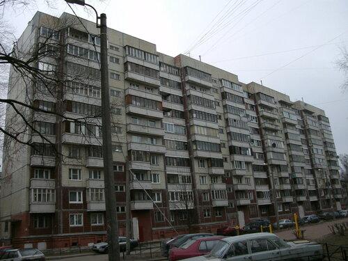 ул. Софьи Ковалевской 13к1