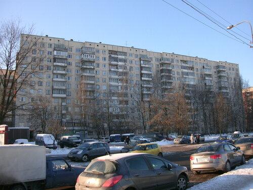 ул. Академика Байкова 19