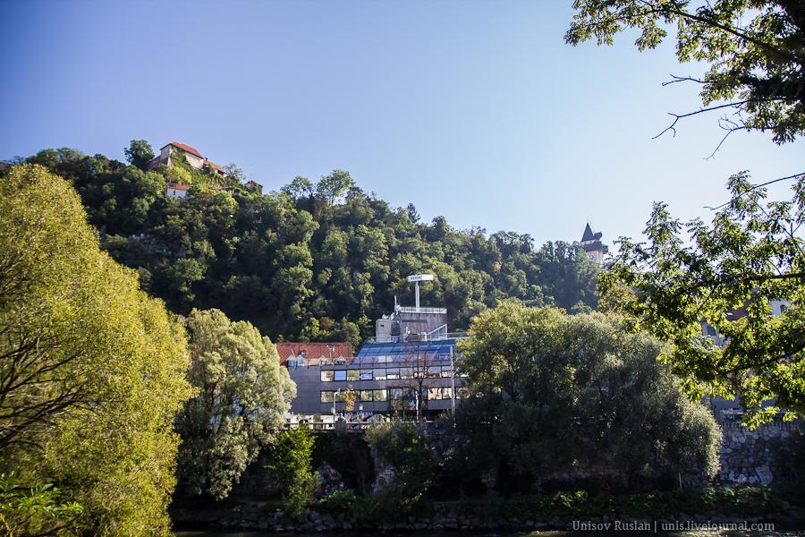 Путешествие по Австрии на машине