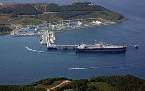 50 миллионов тонн нефти отгружено в порту Козьмино
