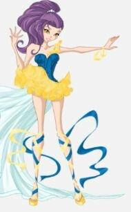 Журнал моих WINX персонажей 2 выпуск