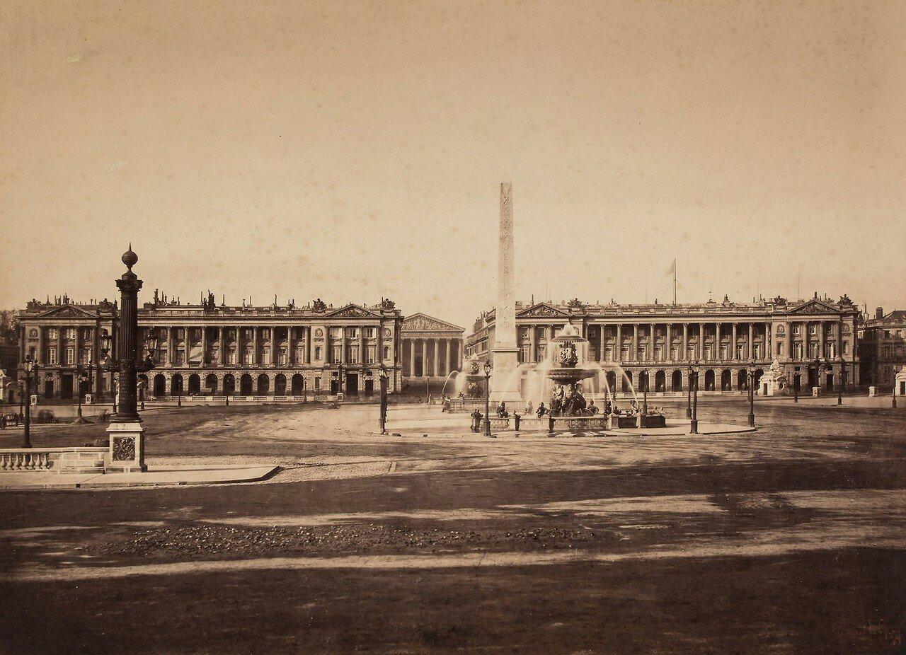 1859. Площадь Согласия