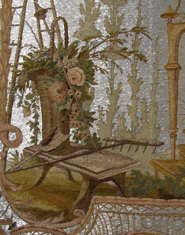 орнамент рококо