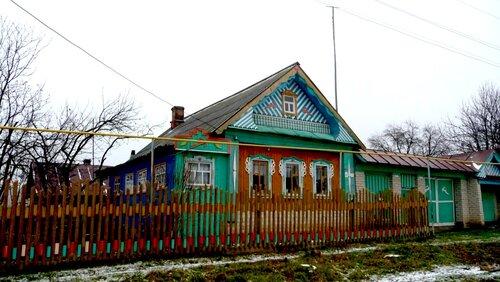 Деревня Карай