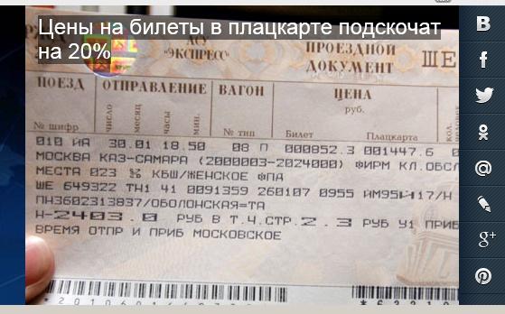 Дешевые Билеты На Поезд Ржд