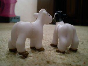Животные на Ферме №44: 2 козы