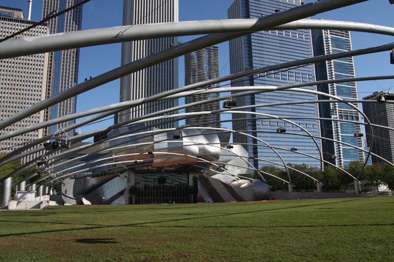 Из Чикаго в Новый Орлеан сентябрь 2012 Много фото Форум Винского