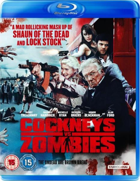Кокни против зомби / Cockneys vs Zombies (2012) BDRip 720p + HDRip