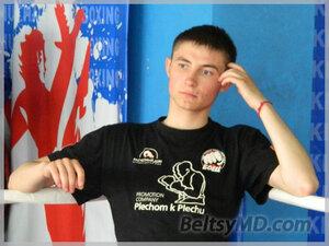 Бронза на чемпионате Европы по кикбоксингу у бельчанина