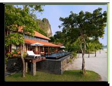 Малайзия. Лангкави. Four Seasons Resort Langkawi. Royal Villa exterior
