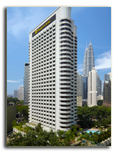 Малайзия. Куала-Лумпур. Shangri-La Hotel, Kuala Lumpur