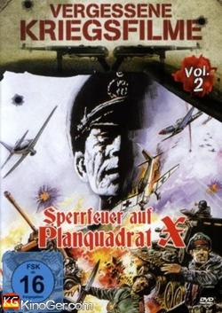 Sperrfeuer auf Planquadrat X (1975)