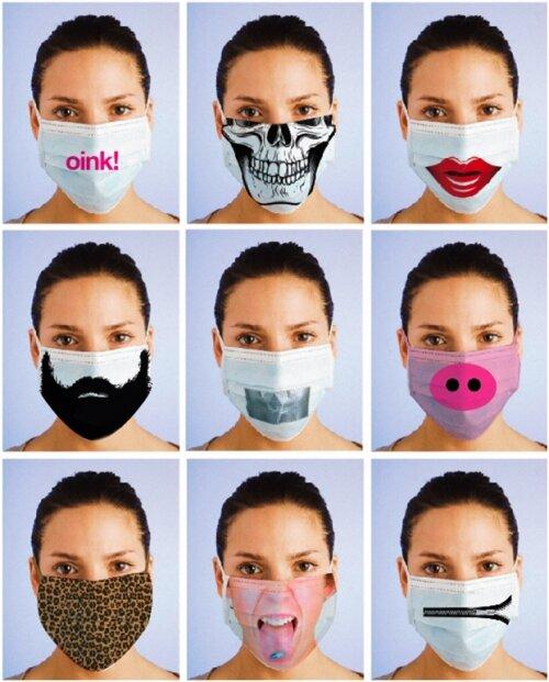 Носить или не носить маску?