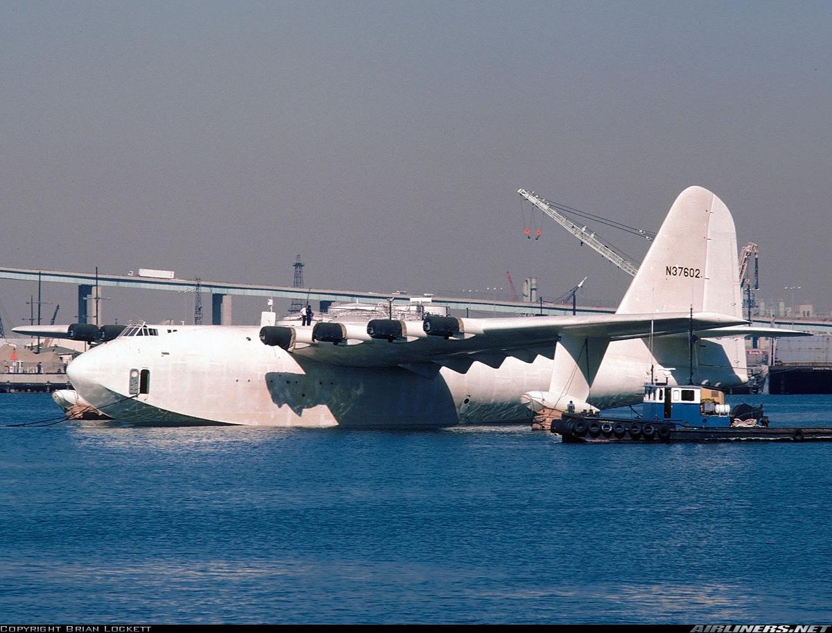 Самая большая авиалодка 2 фотография