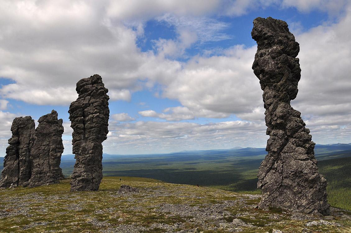 На Северный Урал, или Горы и Горка