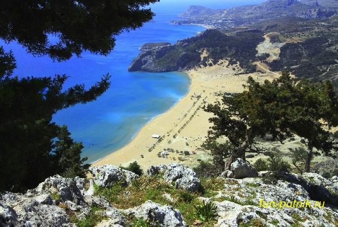 Отдых в Греции на острове Родос
