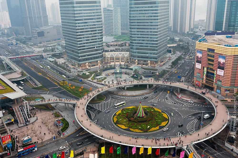 China. Shanghai. Dmitry Marin