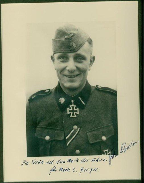 Универсальный солдат Третьего Рейха.