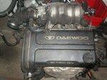 Двигатель A16sms LANOS DAEWOO NUBIRA 1.6 16v