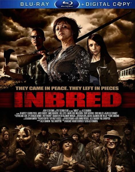 Выродки / Inbred (2011) HDRip