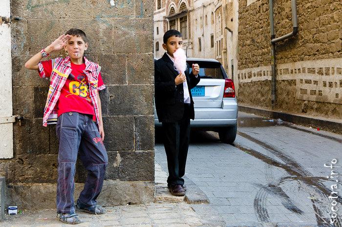 Фоторафии Саны, Йемен